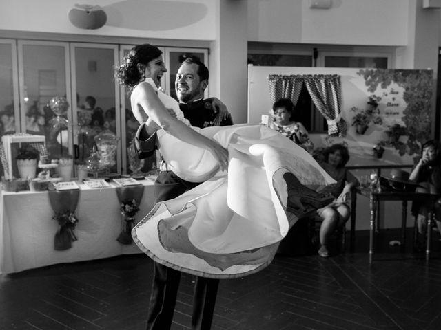 La boda de Clara y Paco en Tomelloso, Ciudad Real 22
