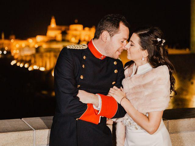 La boda de Clara y Paco en Tomelloso, Ciudad Real 35