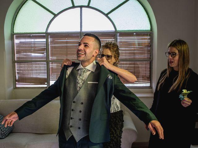 La boda de David y Mireia en Puig-reig, Barcelona 6