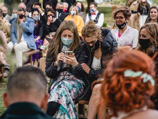 La boda de David y Mireia en Puig-reig, Barcelona 21