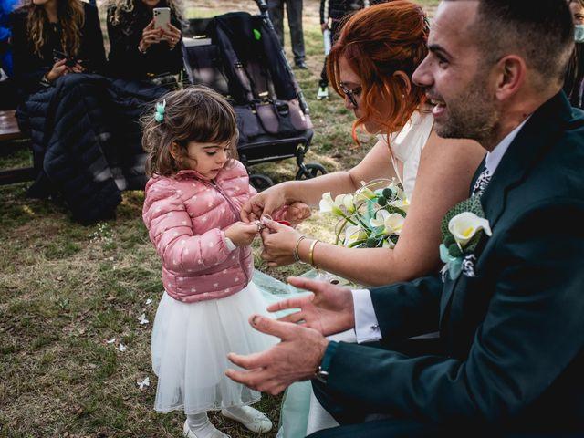 La boda de David y Mireia en Puig-reig, Barcelona 22