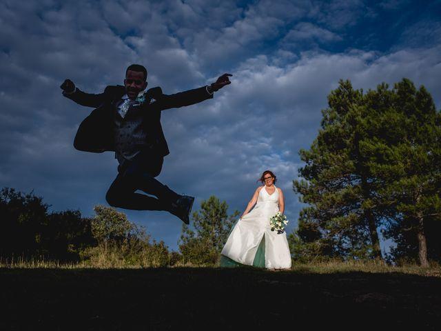 La boda de Mireia y David