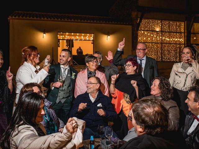 La boda de David y Mireia en Puig-reig, Barcelona 34
