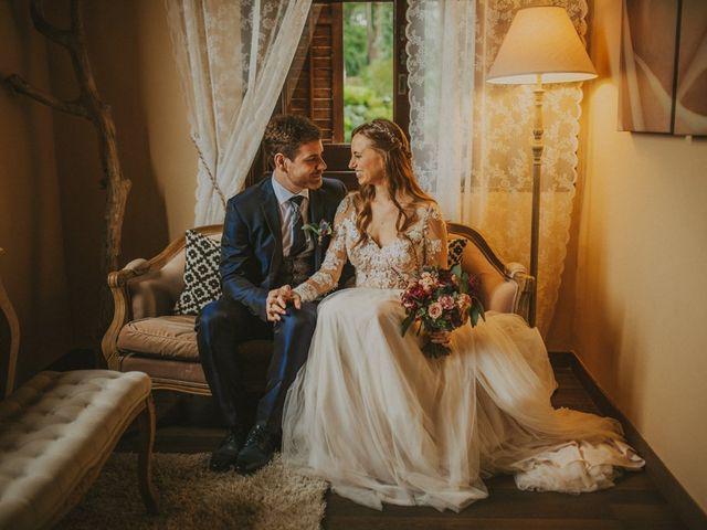 La boda de Sonia y Eric