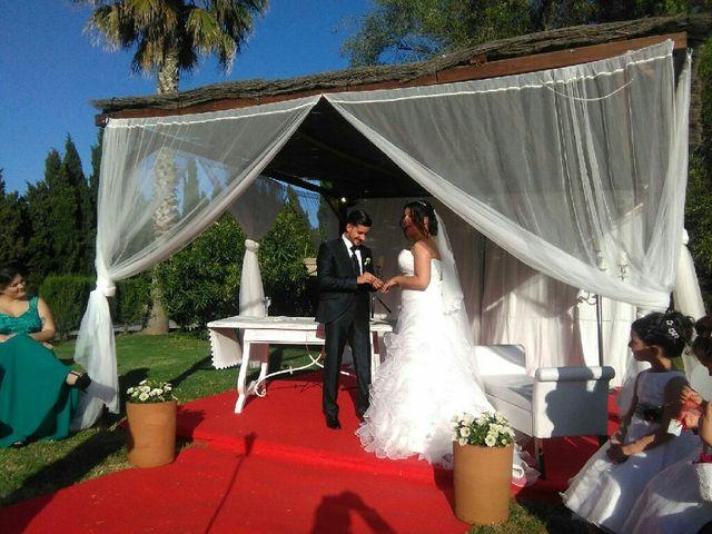 La boda de Eunice y David