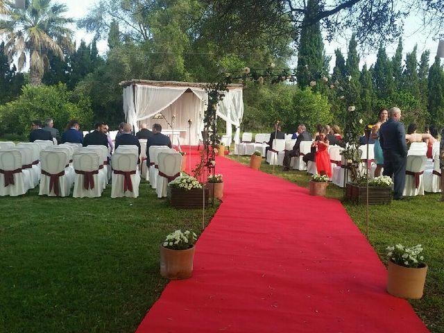 La boda de David y Eunice en Manacor, Islas Baleares 2