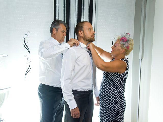 La boda de Carlos y Miriam en Cubas De La Sagra, Madrid 1