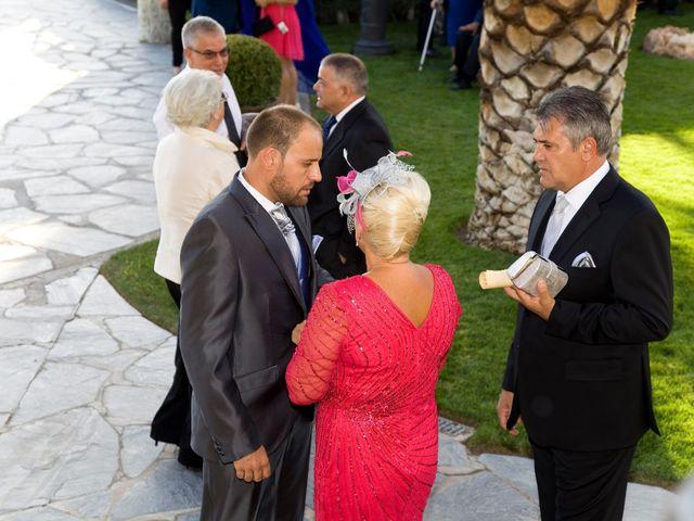 La boda de Carlos y Miriam en Cubas De La Sagra, Madrid 8