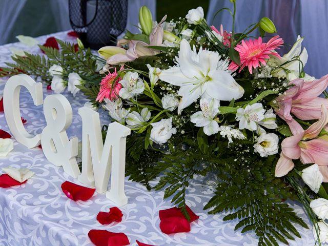 La boda de Carlos y Miriam en Cubas De La Sagra, Madrid 11