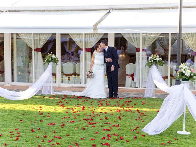 La boda de Carlos y Miriam en Cubas De La Sagra, Madrid 13