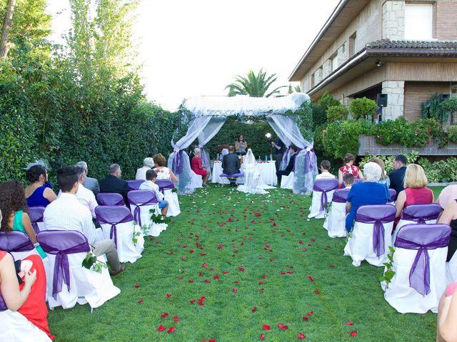 La boda de Carlos y Miriam en Cubas De La Sagra, Madrid 15