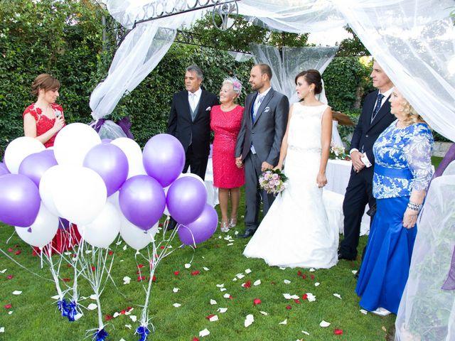 La boda de Carlos y Miriam en Cubas De La Sagra, Madrid 18