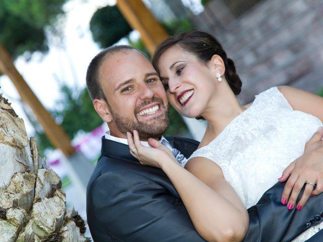 La boda de Carlos y Miriam en Cubas De La Sagra, Madrid 19
