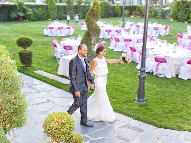 La boda de Carlos y Miriam en Cubas De La Sagra, Madrid 21