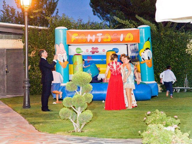 La boda de Carlos y Miriam en Cubas De La Sagra, Madrid 25