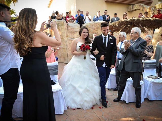 La boda de Rocio y Ana en Cambrils, Tarragona 12