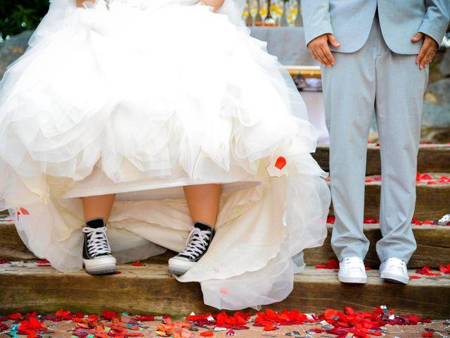 La boda de Rocio y Ana en Cambrils, Tarragona 14
