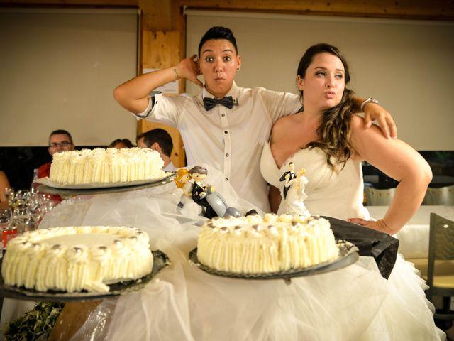 La boda de Rocio y Ana en Cambrils, Tarragona 20