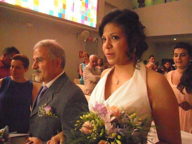 La boda de Verónica Curro y Isaac Palop en Albacete, Albacete 8