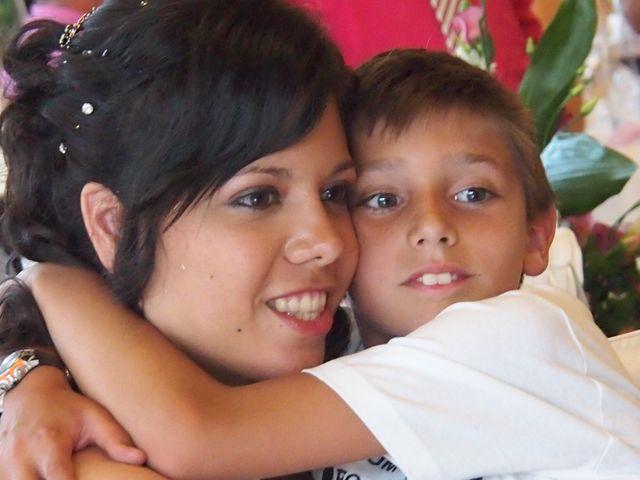 La boda de Verónica Curro y Isaac Palop en Albacete, Albacete 32