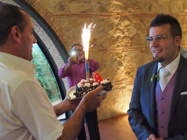 La boda de Verónica Curro y Isaac Palop en Albacete, Albacete 25