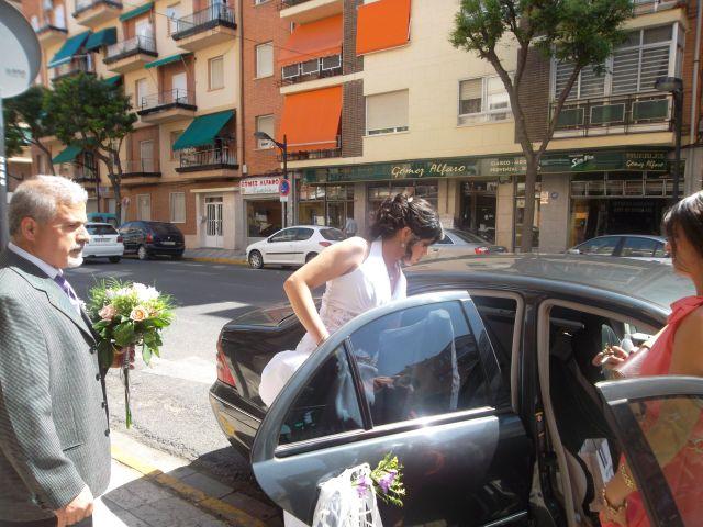 La boda de Verónica Curro y Isaac Palop en Albacete, Albacete 5