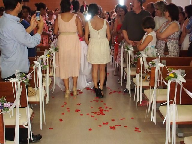 La boda de Verónica Curro y Isaac Palop en Albacete, Albacete 2