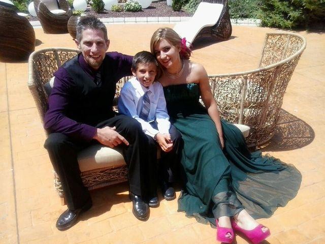 La boda de Verónica Curro y Isaac Palop en Albacete, Albacete 37