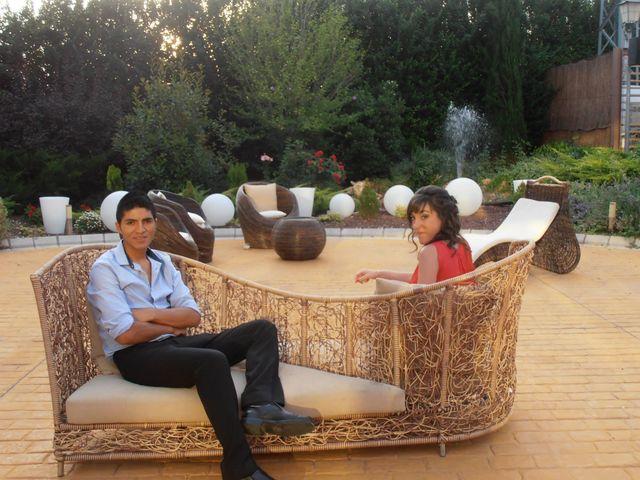 La boda de Verónica Curro y Isaac Palop en Albacete, Albacete 40