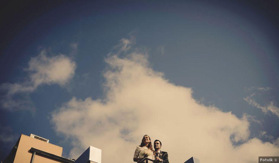 La boda de Oriol y Marta en Sant Fost De Campsentelles, Barcelona