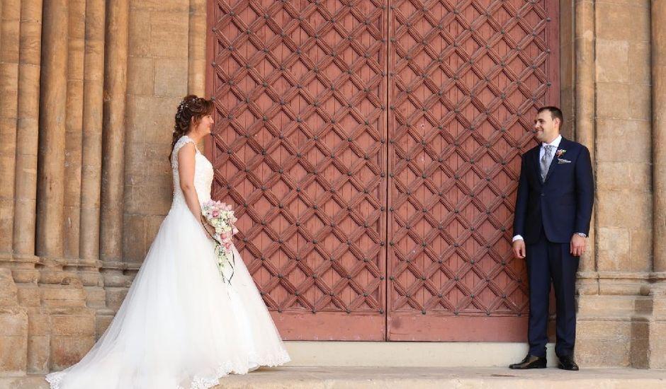 La boda de Eduardo y Núria en Alcarras, Lleida
