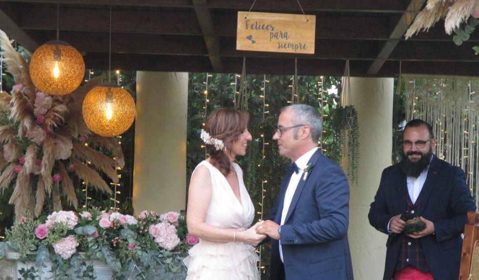 La boda de Omar y Rosa en Formentera Del Segura, Alicante