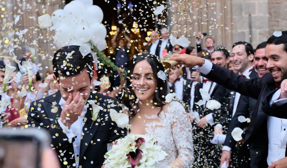 La boda de Valeria y Carlos en Argentona, Barcelona