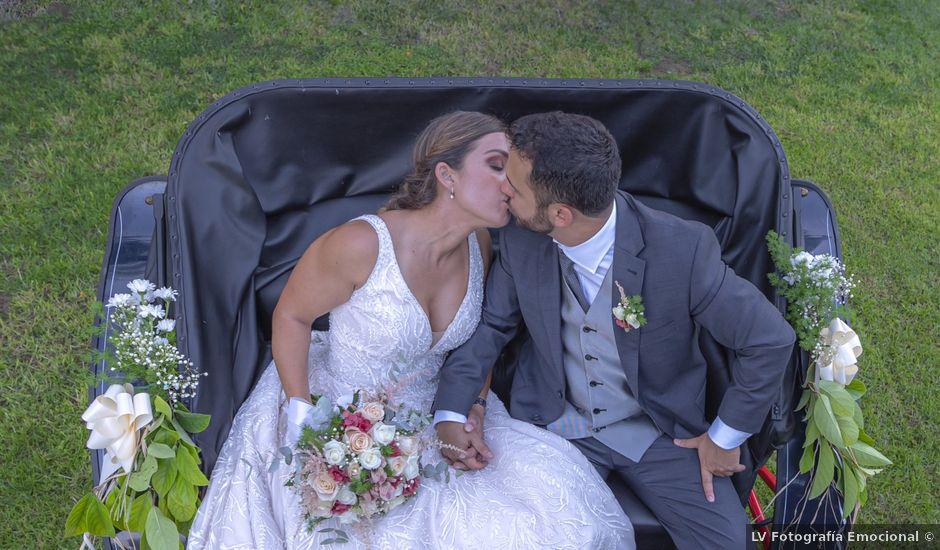 La boda de Alvaro y Irene en Ribarroja del Turia, Valencia