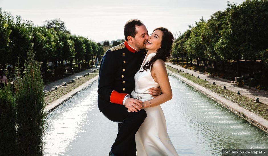 La boda de Clara y Paco en Tomelloso, Ciudad Real