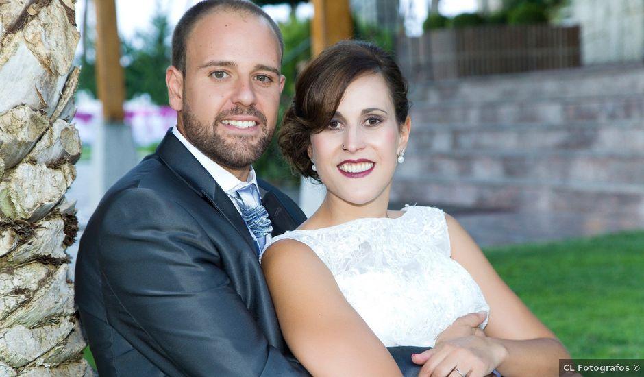 La boda de Carlos y Miriam en Cubas De La Sagra, Madrid