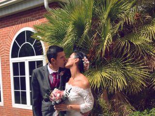 La boda de Virginia y Manuel
