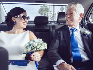 La boda de Idaira y Richard 3