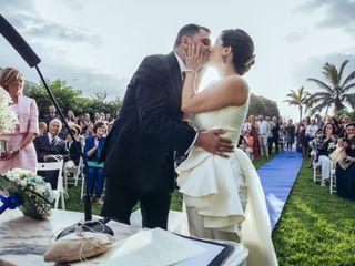 La boda de Idaira y Richard