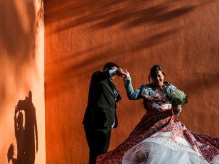 La boda de Helena y Sergi