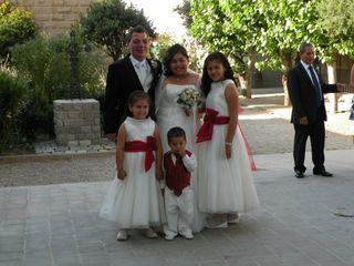 La boda de Karla y Pablo  1