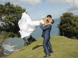 La boda de Maialen y Cristóbal