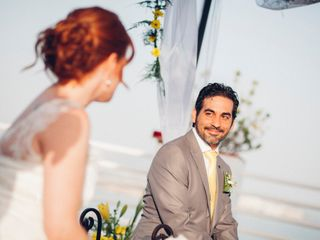 La boda de Miguel y Tatiana 3