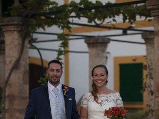 La boda de Maria y Isaac 1