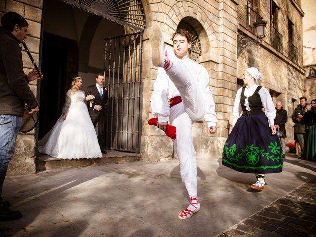 La boda de Endika y Elena en Gorraiz, Navarra 7