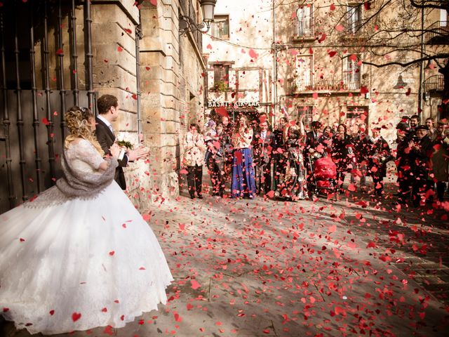 La boda de Endika y Elena en Gorraiz, Navarra 8