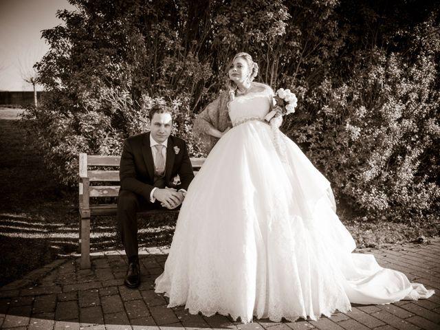 La boda de Endika y Elena en Gorraiz, Navarra 18