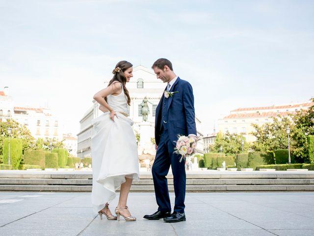 La boda de Sara y Manuel