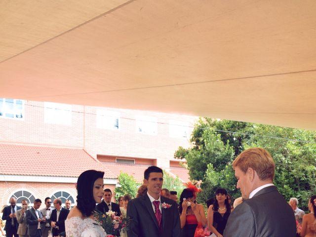 La boda de Manuel y Virginia en Madrid, Madrid 5
