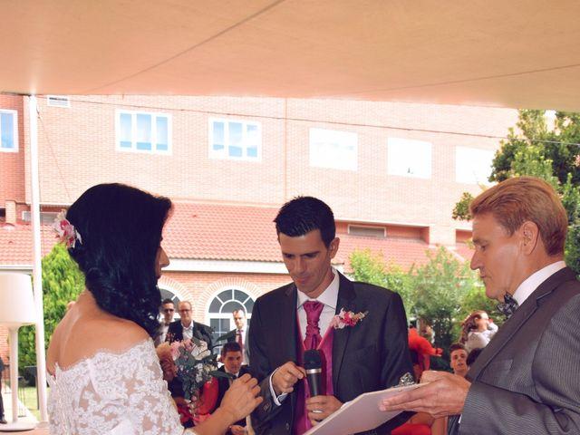 La boda de Manuel y Virginia en Madrid, Madrid 6